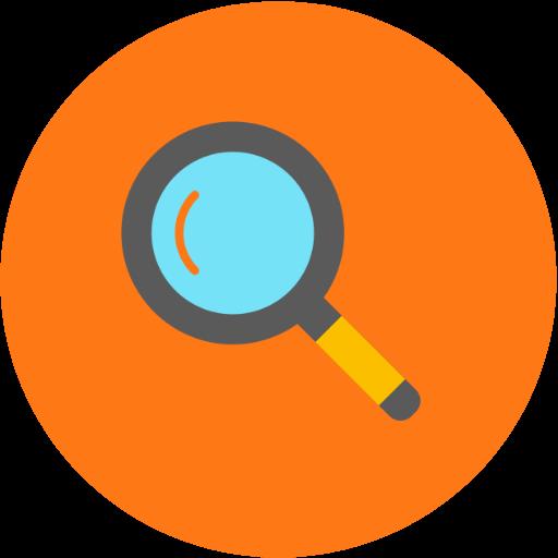 Branding Schritt 1 Marktanalyse Icon von Wunderbox Marketing