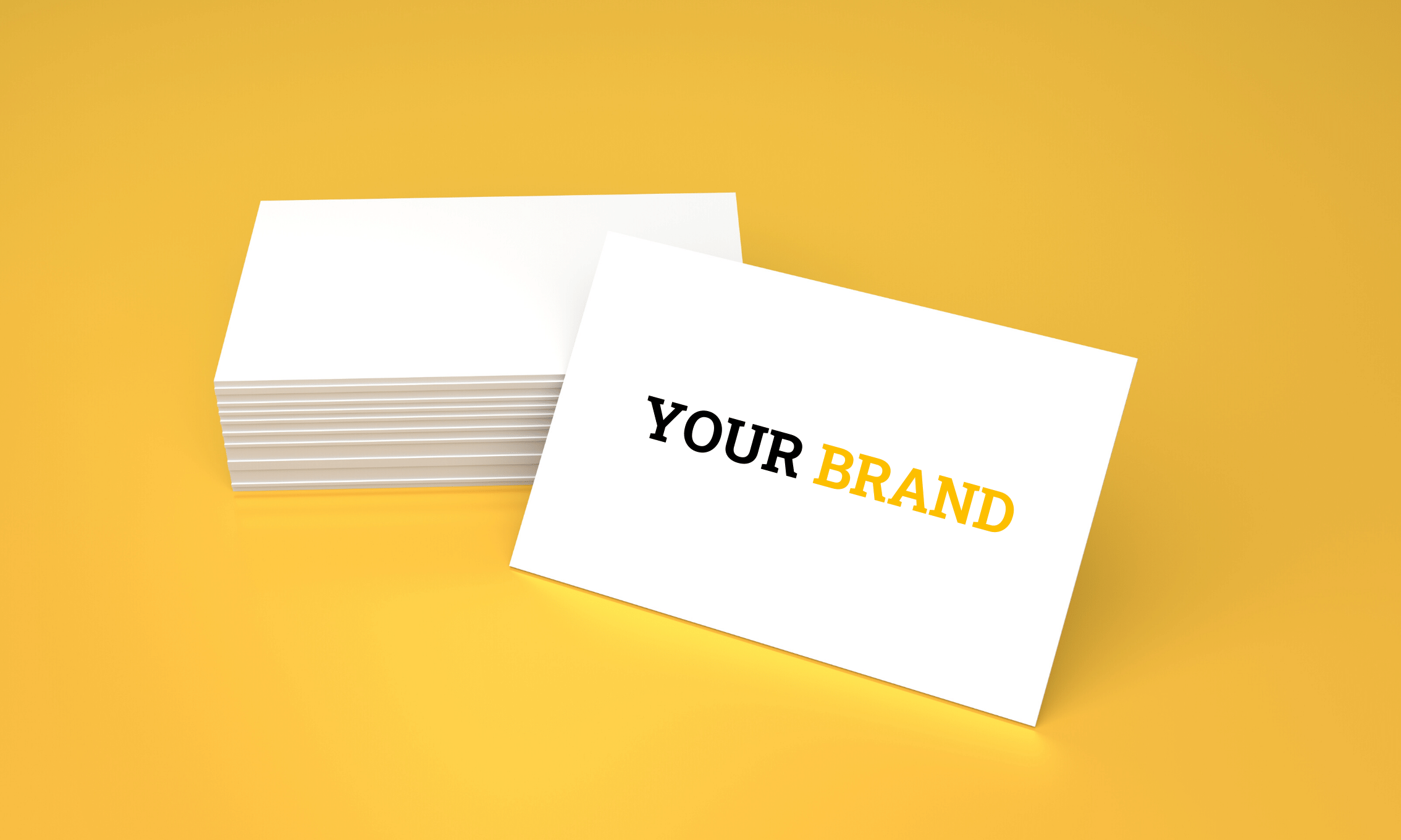 Beispiel Visitenkarte Design von Wunderbox Marketing