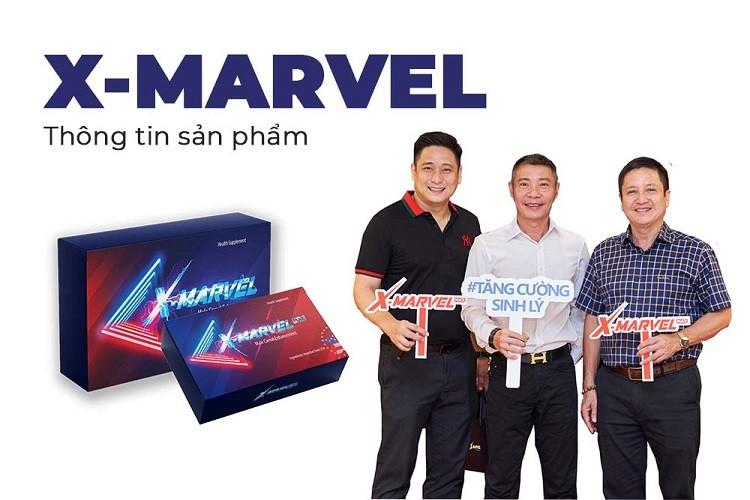 REVIEW ] Viên ngậm tăng cường sinh lý X Marvel có tốt không ? + giá sản phẩm