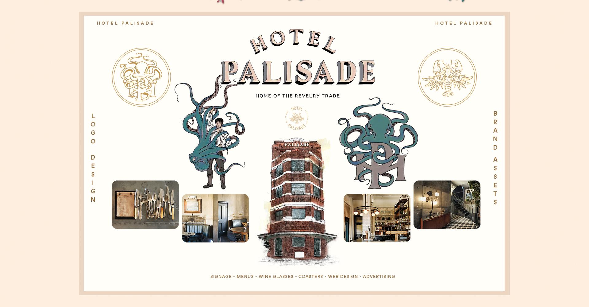 SLIDE 14 HOTEL PALISADE