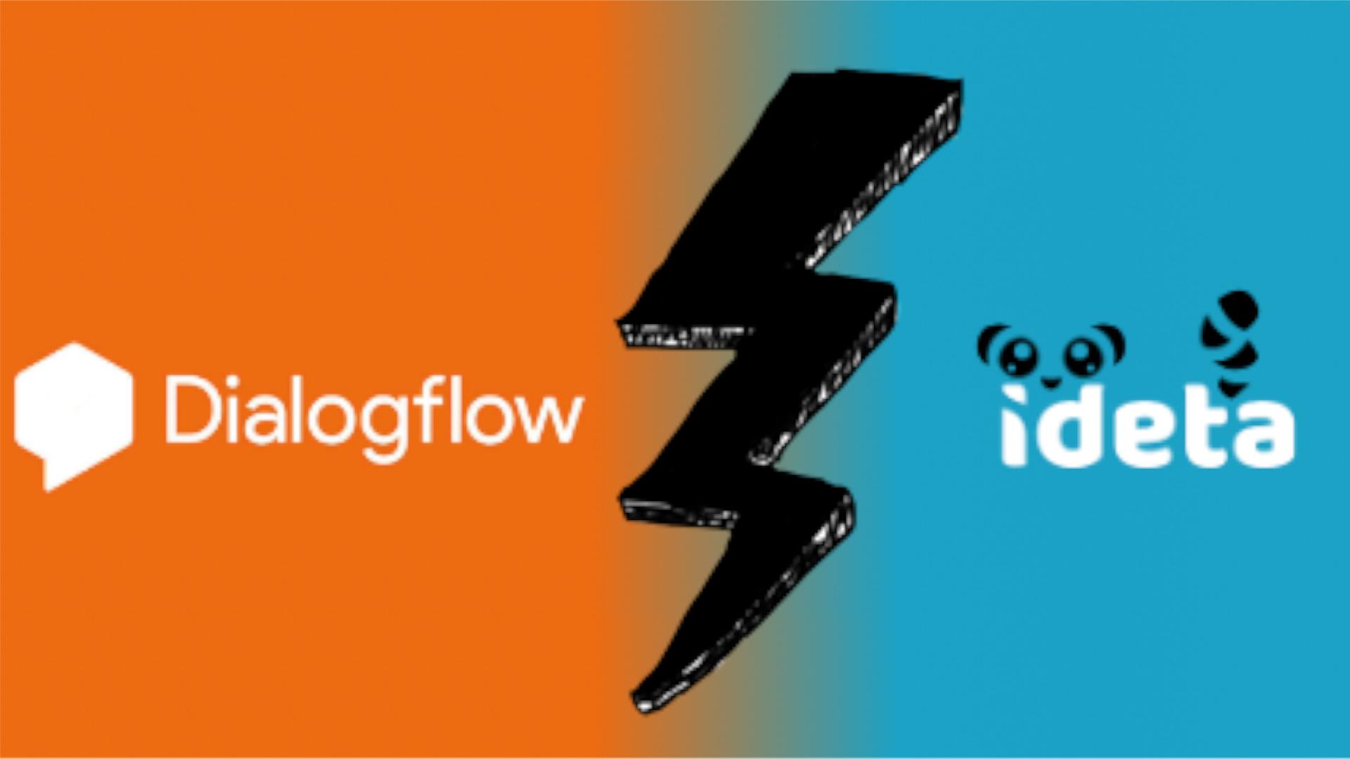 The three reasons to build your Dialogflow chatbot with Ideta.