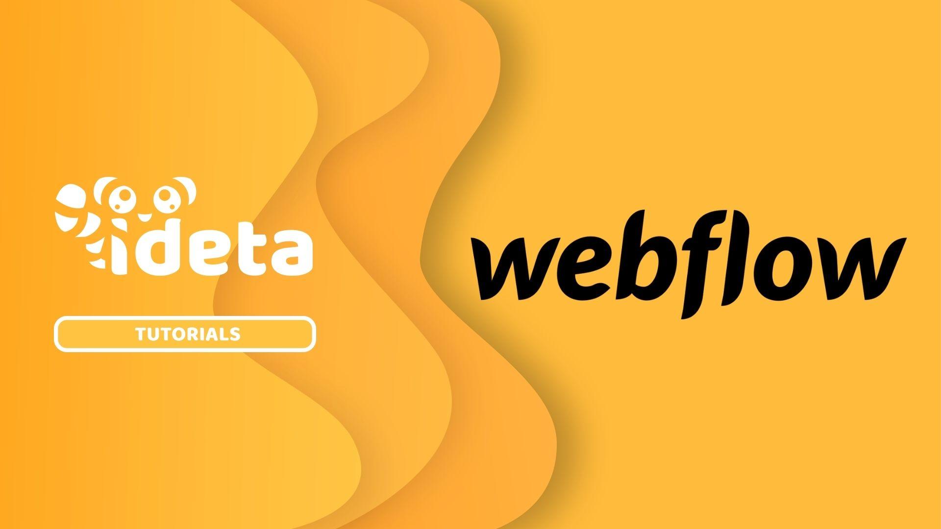 Integrate Ideta's Chatbot to Webflow