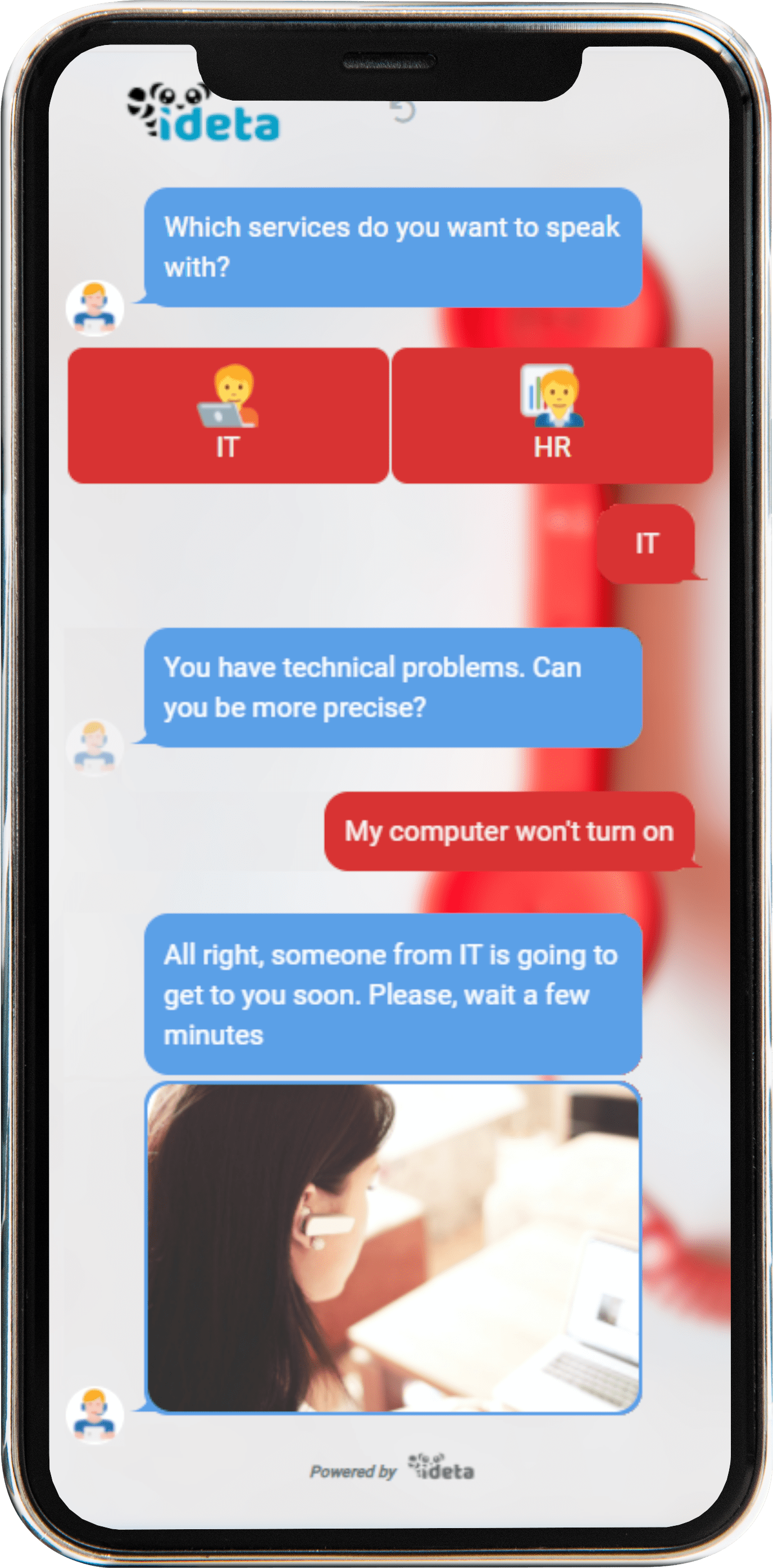 livechat info chatbot
