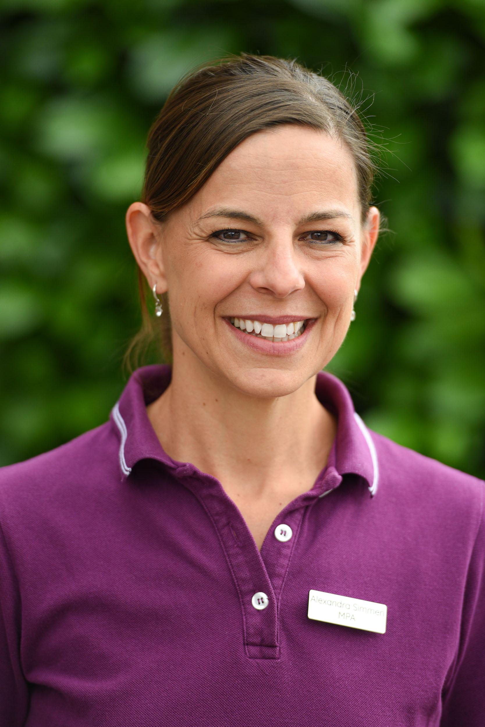 Alexandra Simmen Frei