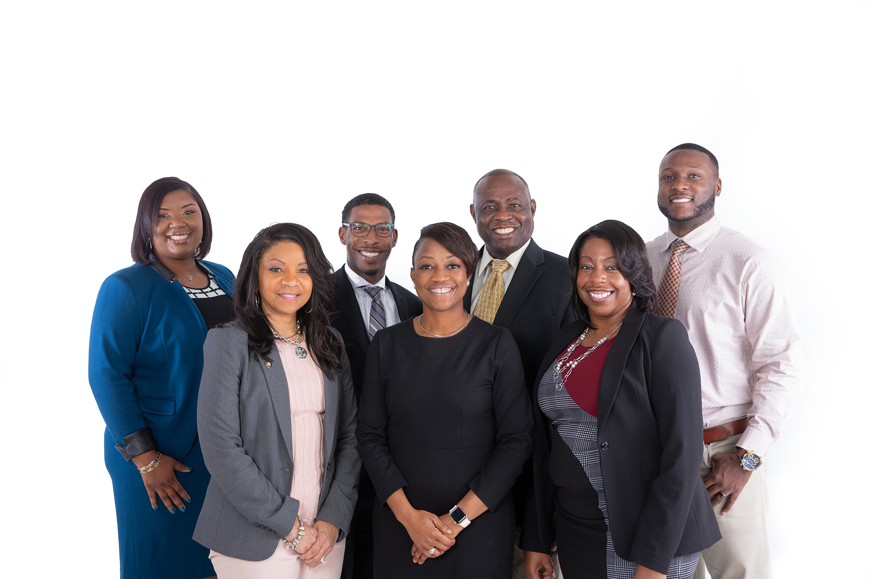 Capital City Chamber of Commerce team members.