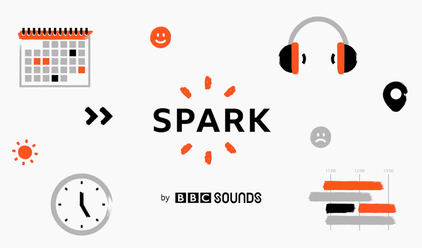 Spark: entry to D&AD New Blood 2019 BBC