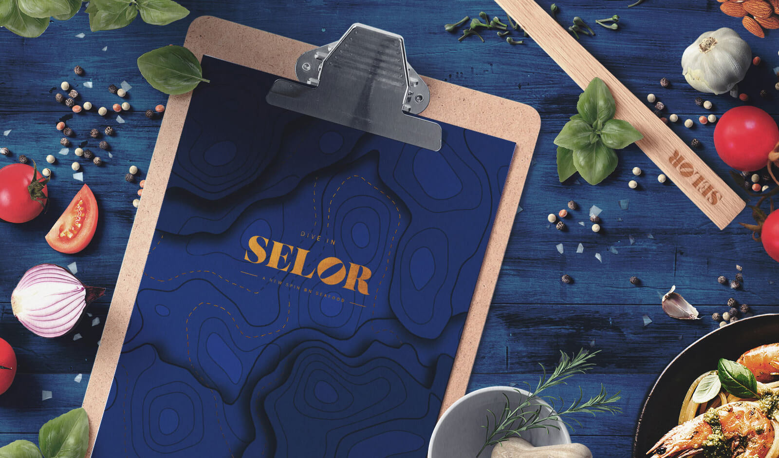 Identity design for SELOR