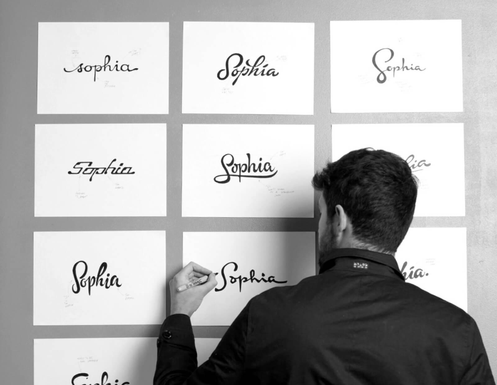"""Sophia"" brand ideas"