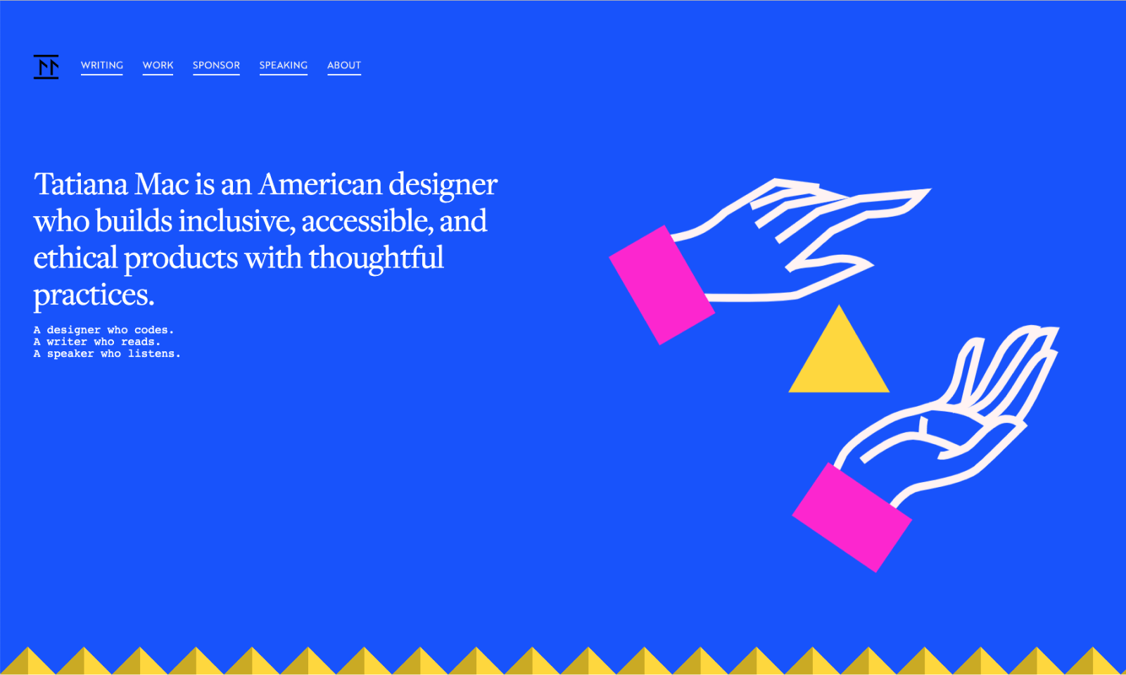 Tatiana Mac - Website