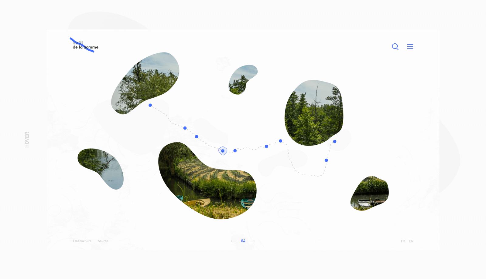 Au Fil de la Somme - Webdesign