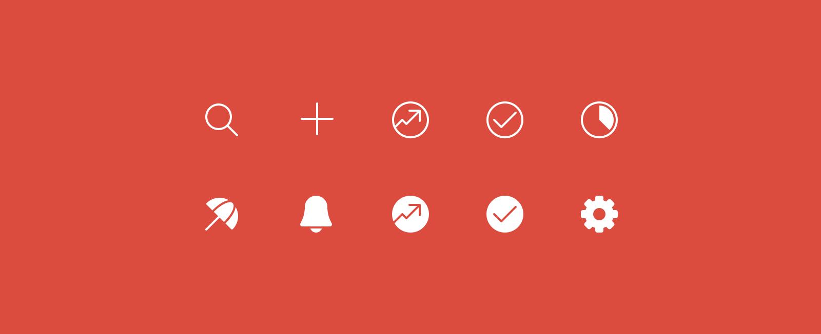 Todoist – Navigation Icon Set
