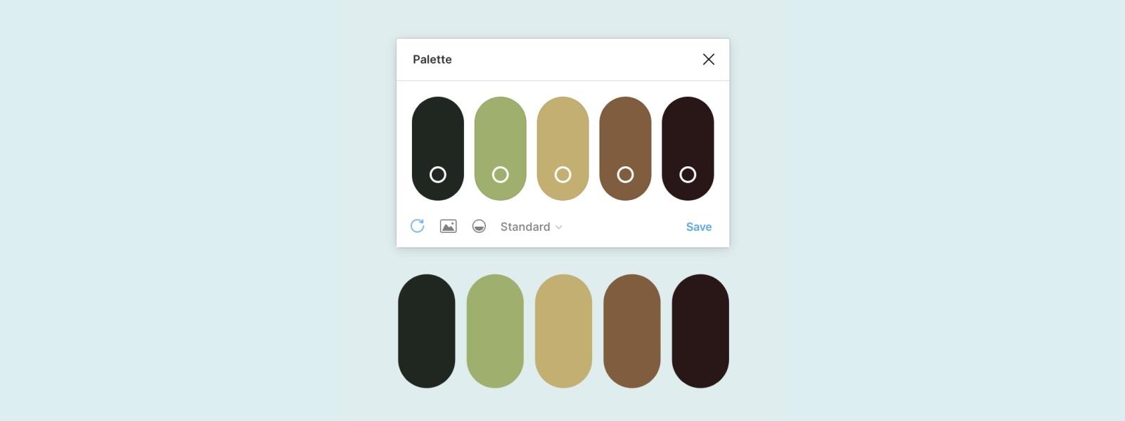 Palette Figma Plugin
