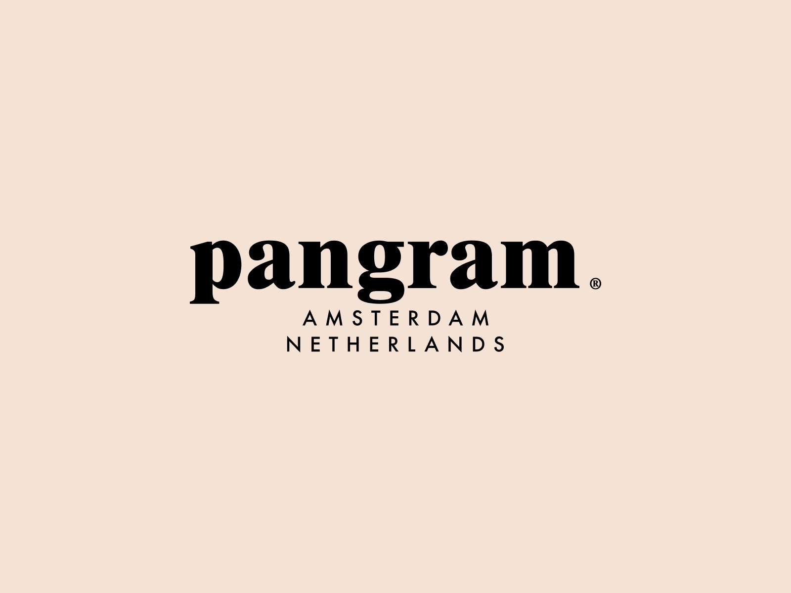 Logo design for Pangram (See Work)