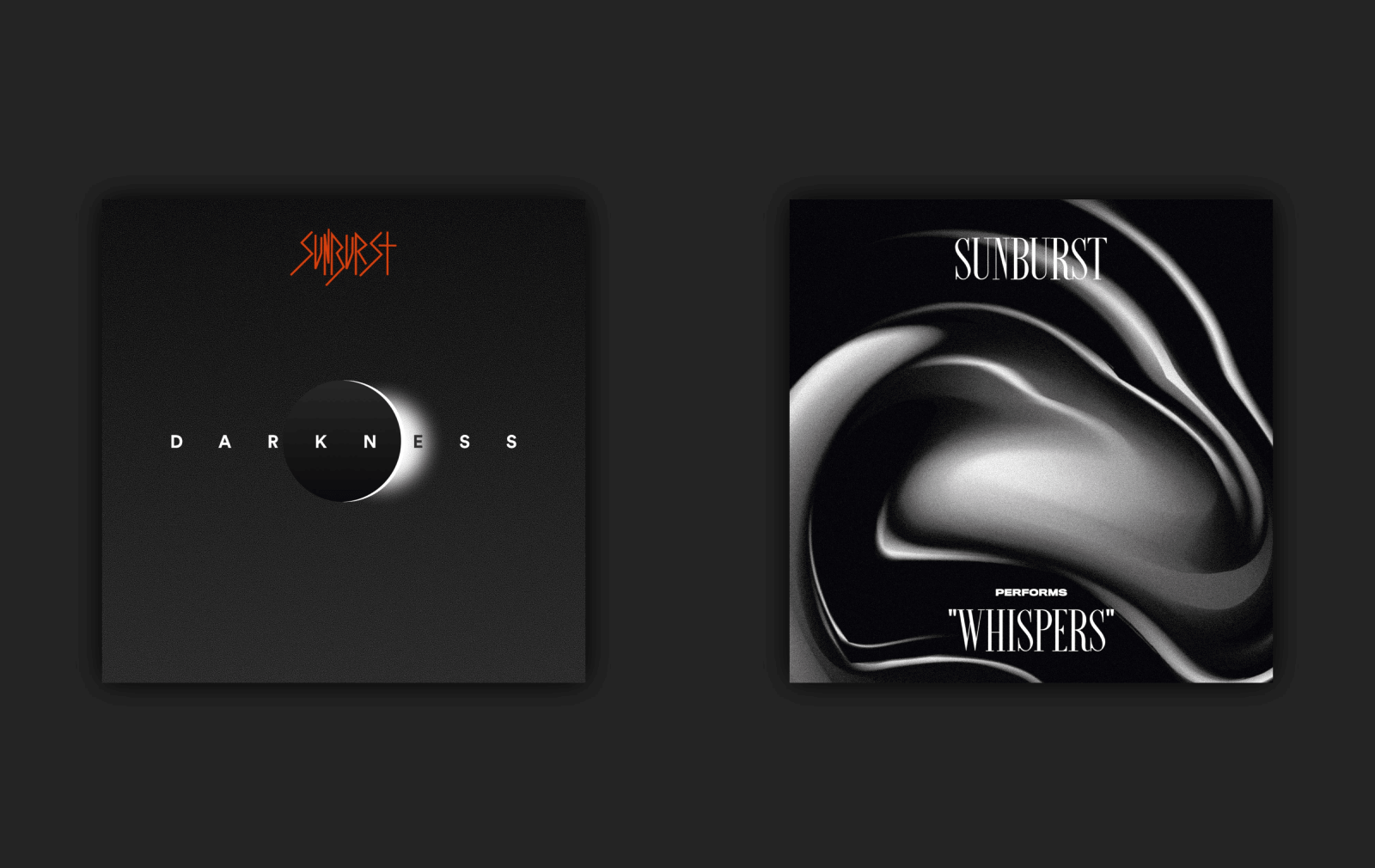 Two unique identities for Sunburst (See Work)