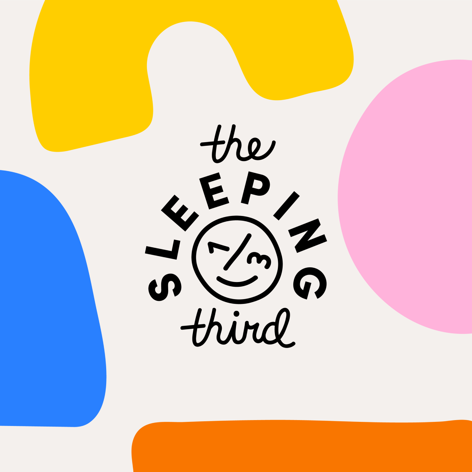 The Sleeping Third - Brand Design