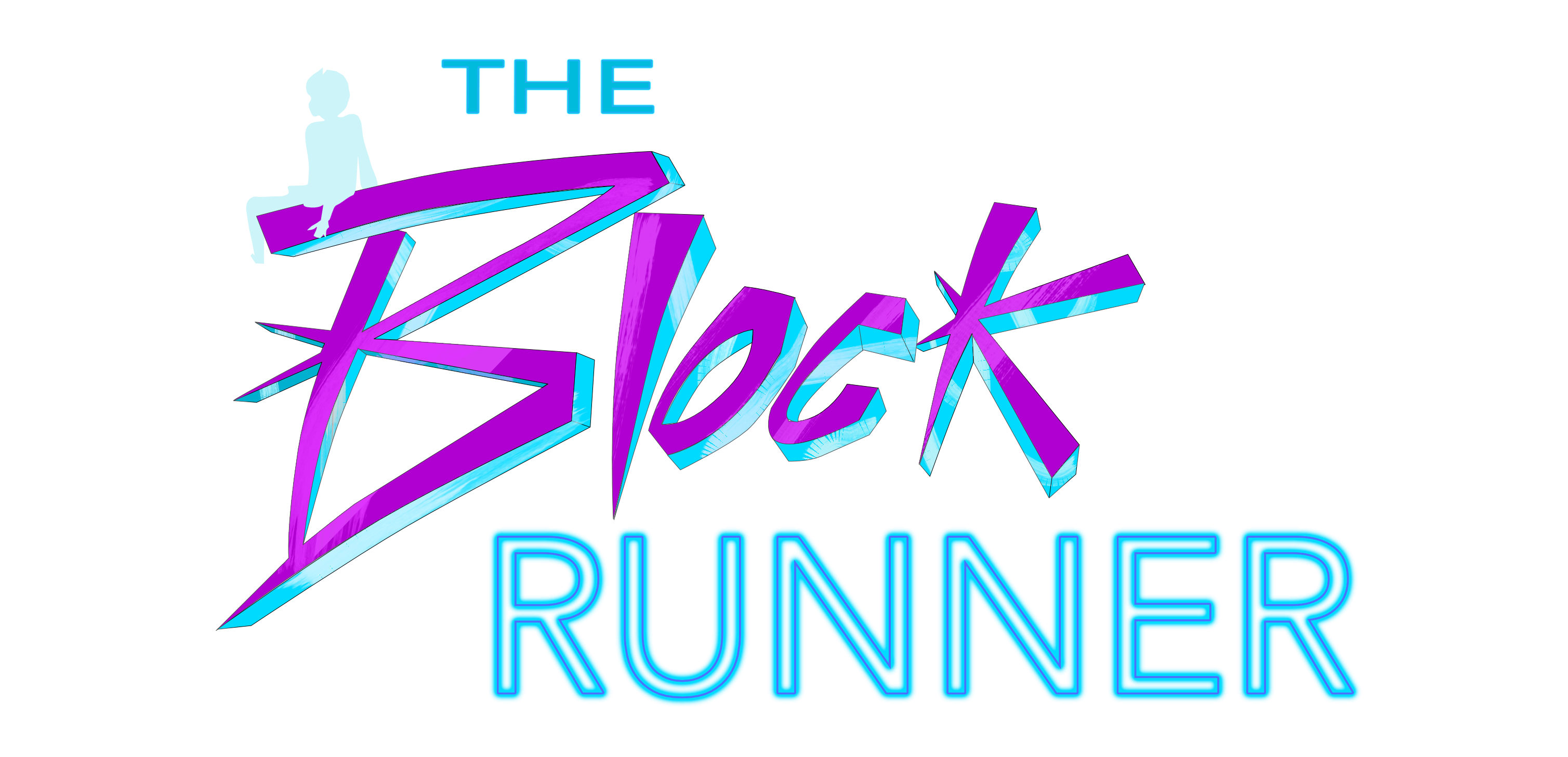 The Block Runner Logo