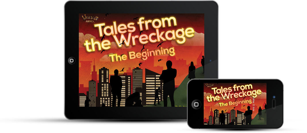 e-book of Tales from the Wreckage