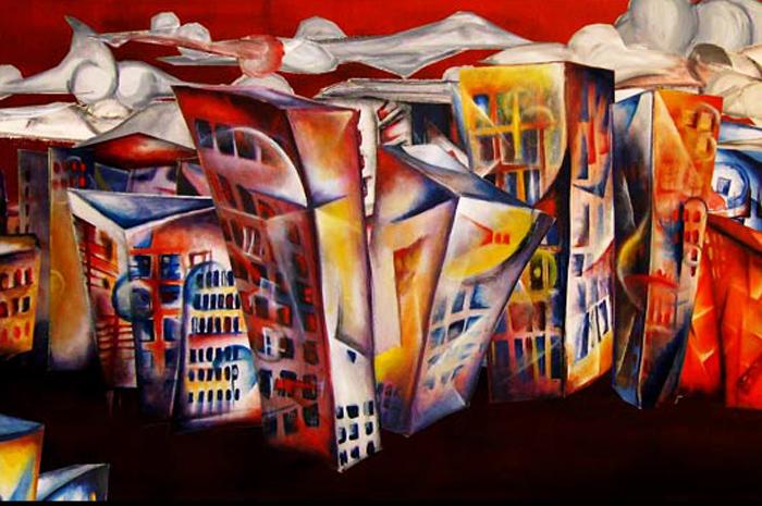 The Bursting City II