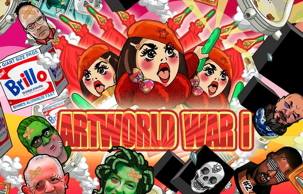Artworld War I