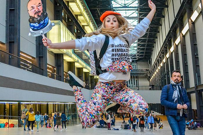 I'M BADDY at Tate Modern