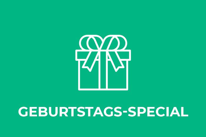Geburtstags-Special