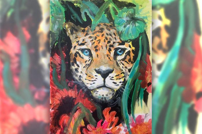 Einsteigerkurs Acrylmalerei