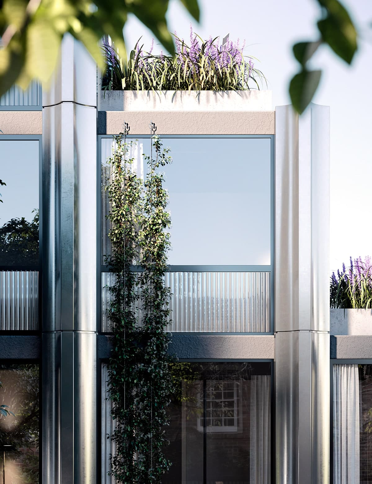 A building that received the help of a boutique property developer near South Yarra