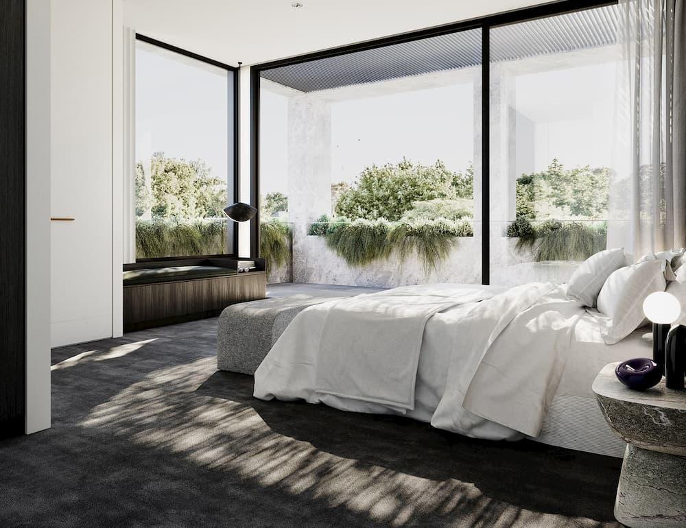 Bedroom, Quartet, South Yarra