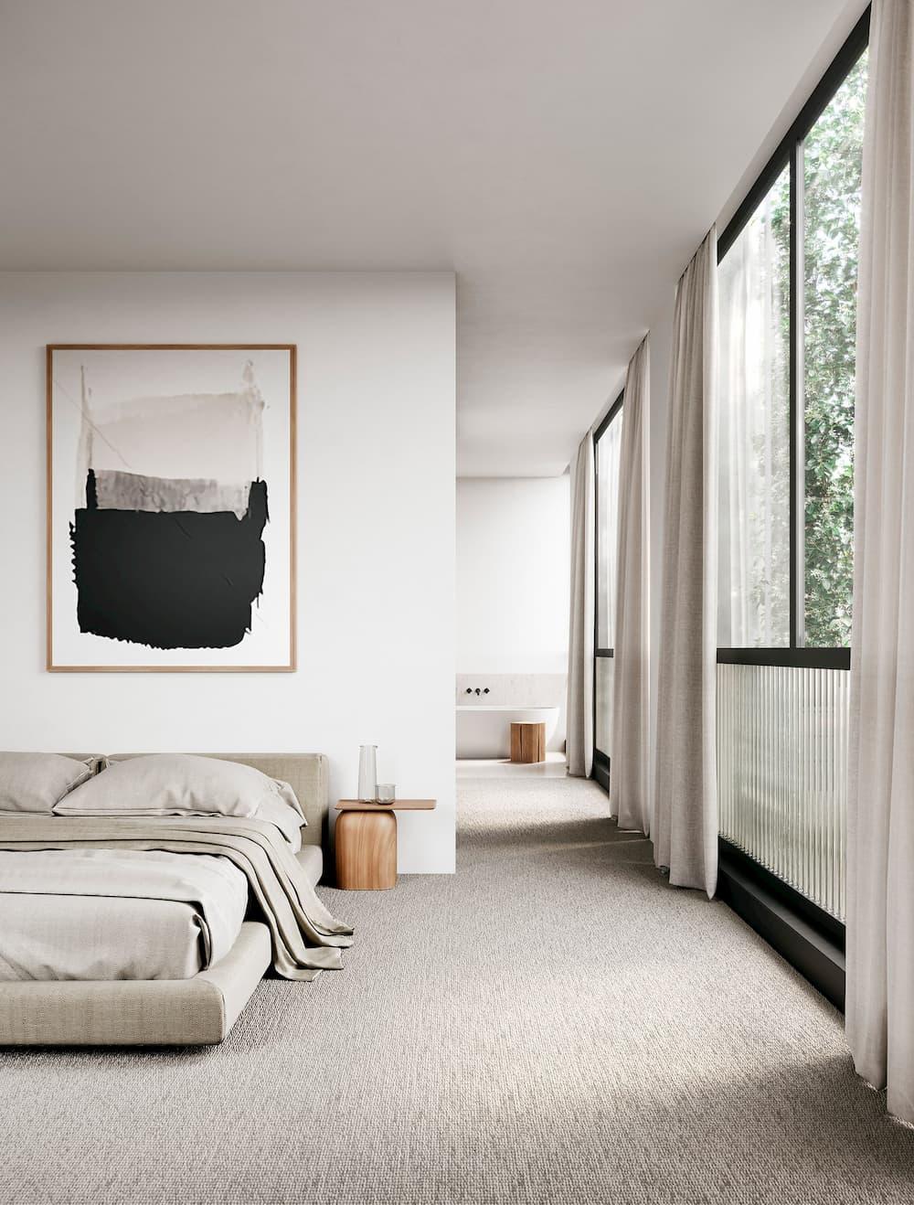 Bedroom, Stanhope, South Yarra