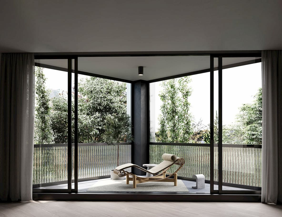 Stanhope, Balcony, South Yarra
