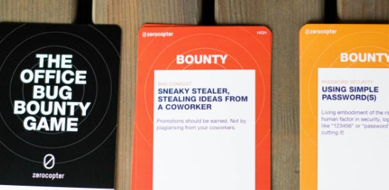 Bounty Game