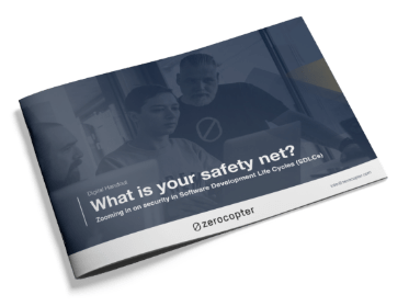 Do you have a safety net?
