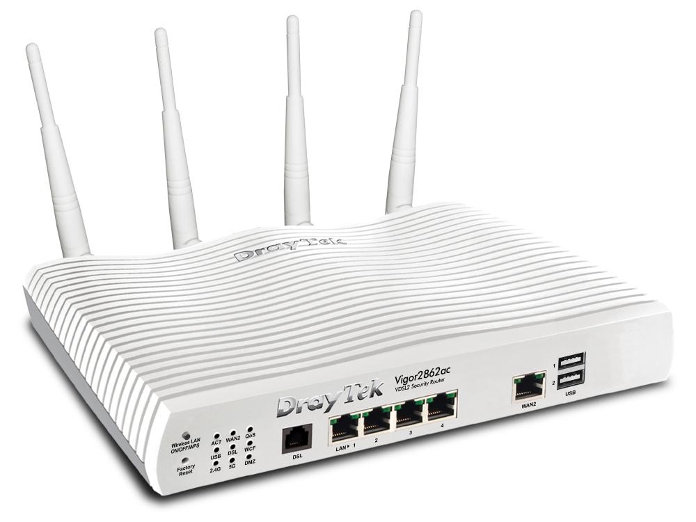draytek router