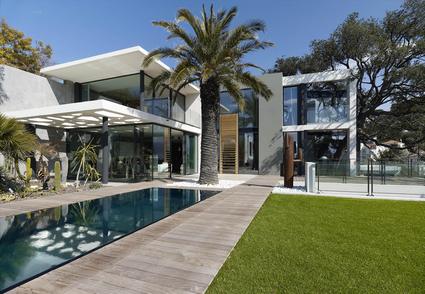 Marseille : 4 maisons contemporaines d'architectes avec vue sur mer