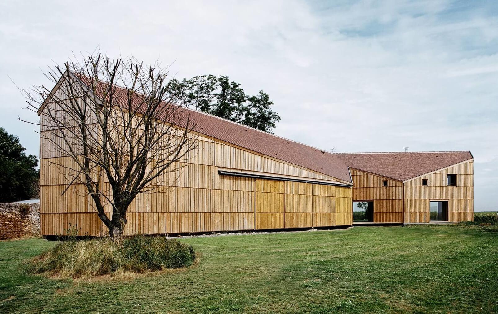Maison passive et architecture bioclimatique