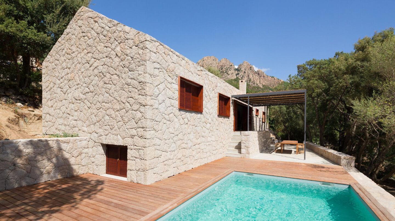 Corse : 5 projets de maisons d'architectes