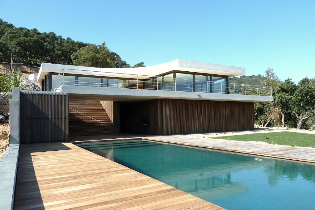 Côte d\'Azur : 5 maisons contemporaines conçues par des ...
