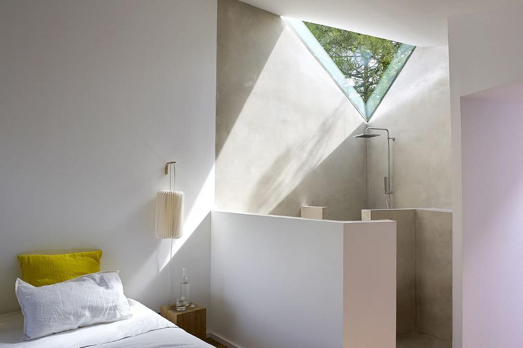 chambre-salle-d'eau-lumière