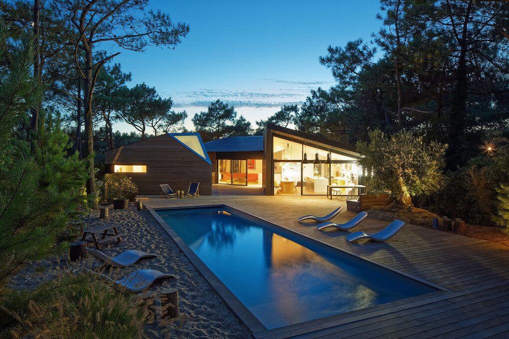 cabane-nuit-piscine-forêt
