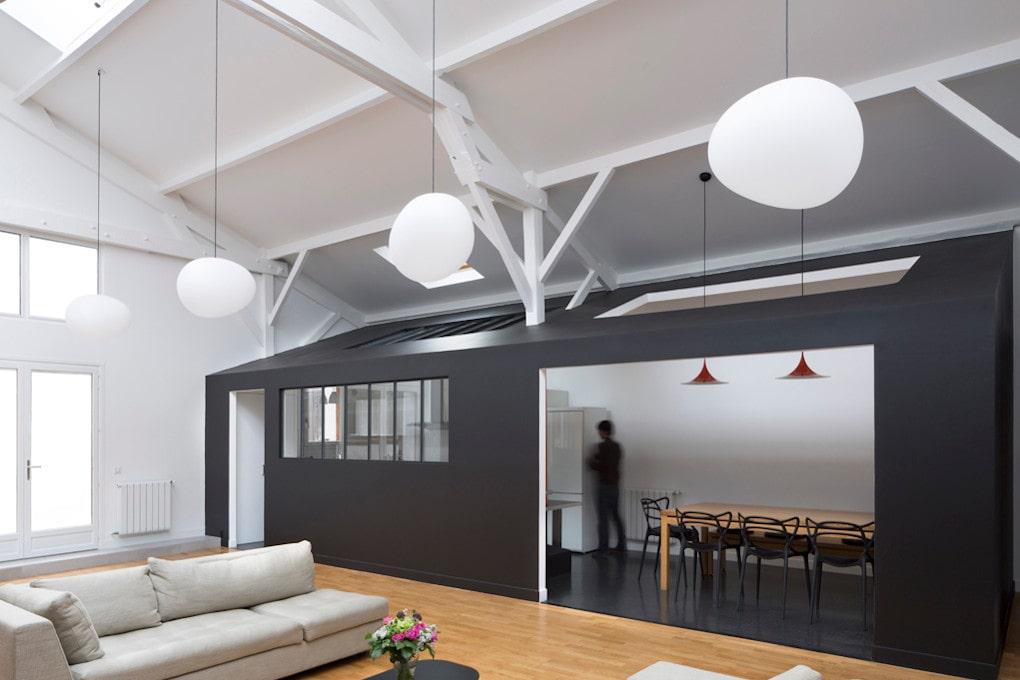 Architecte rénovation appartement Paris