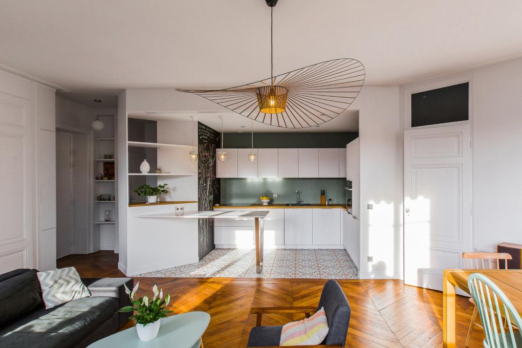 Architecte rénovation appartement Lyon