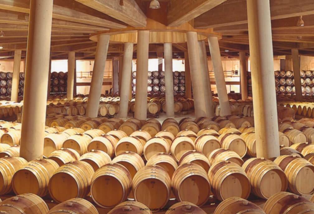 Construction ou rénovation d'un chai viticole