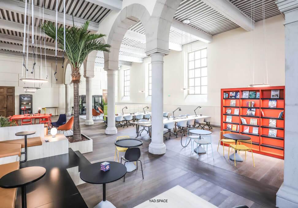 Aménagement de bureaux à Paris
