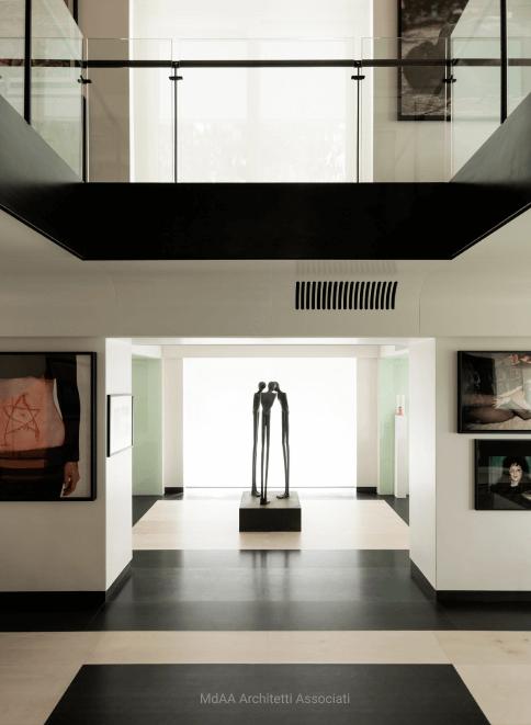 Rénovation de luxe appartement