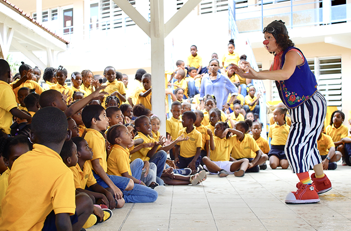 NPOwer - Search and connect with Sint Maarten's non-profits