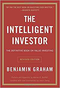 Intelligent Investor book cover