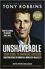Unshakeable: Your Guide to Financial Freedom book cover