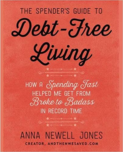 The Spender's Guide to Debt-Free Living book cover