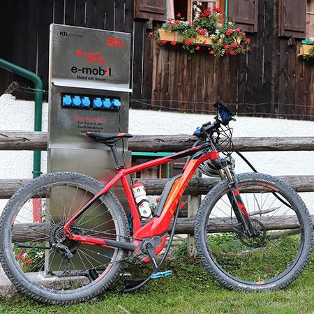 E-Bike Station