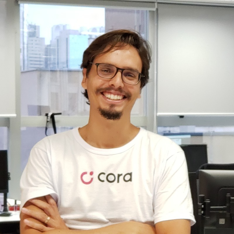 Daniel Fonseca - co-founder and CMO ofCora
